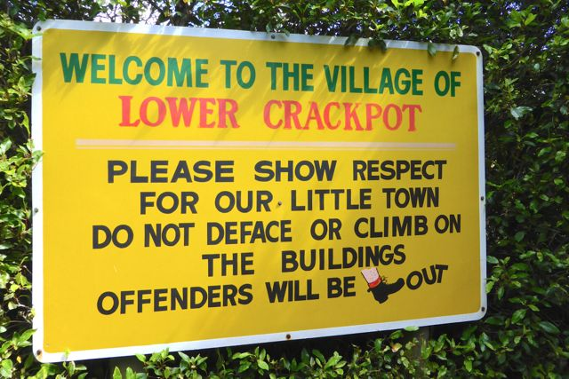 The Village of Lower Crackpot