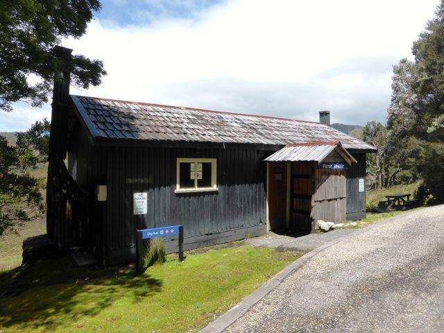 The Day Hut near Waldheim Chalet